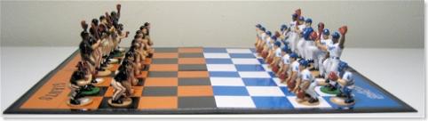 Rivalry Chess - SF v LA